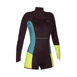 ION Г/К Muse Hot Shorty (FrontZip) LS 2,0 DL жен длин руки (4526) 16