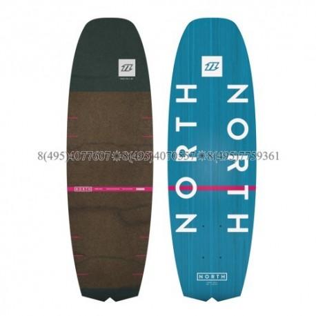NKB Доска Free Foil 5'0'' (с петлями) 18
