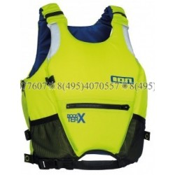 ION Жилет BOOSTER Vest 50N FZ (4166) ЛАЙМ 18