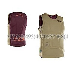 ION Жилет COLLISION Vest SZ (4162) ХАКИ/БОРД. 18
