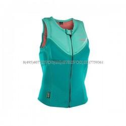 ION Жилет IVY Vest Women FZ жен (4169) ФИСТАШКА/ЗЕЛ.18